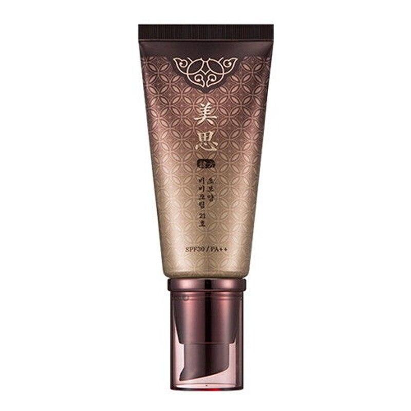 MISSHA Cho Yang Bo BB crema 50ml SPF30 PA + + bloqueo UV revitalizar BB CC crema de maquillaje cara corrector hidratante para blanqueamiento