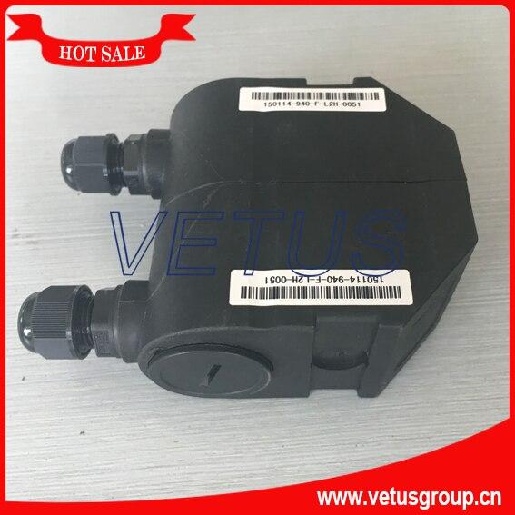 Sensores L2 DN300-6000mm caudalímetro digital para TDS-100F