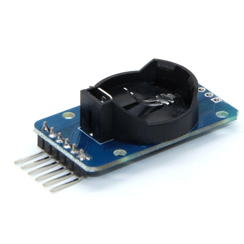 50pcs/lot AT24C32 IIC Module DS3231 Precision Clock Module DS3231SN Memory module board for Arduino