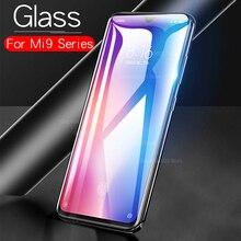 Mi9 Tempered Glass For Xiaomi mi 9t 9se cc9 Pro 9x cc 9 se t x Pro Anti-blue Light Screen Protector Full Cover Protective Film