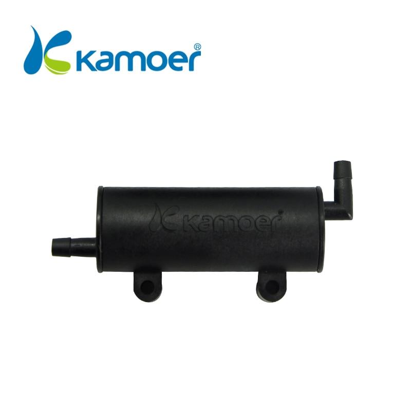 kamoer 1/8 black plastic  Exhaust Silencer Pneumatic  Reduce Noise for micro diaphragm vacuum pump or mini air pump