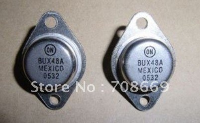 Transistores de potencia de silicio NPN 1 piezas BUX48 BUX48A ST