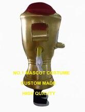 Copa de trofeo disfraz de Mascota para adulto directo de fábrica Gloden Campeonato trofeo Copa tema anime cosplay disfraces carnaval 2835