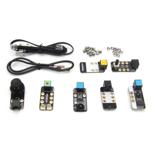 Makeblock eletrônico add-on pacote para starter robot kit 94010
