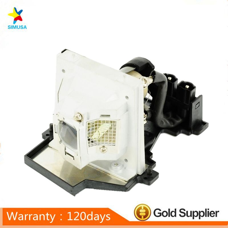 Bombilla para proyector 310-8290/725-10106 con carcasa para DELL 1800MP