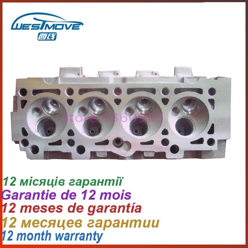צילינדר ראש עבור Chery ES 1.6L 1.6 L 1596CC 8 V SOHC 2002-מנוע: SQR480E 480E 480 1003010