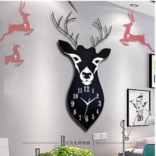 Nordic Creative Wall Clock Living Room Home Modern Decorative Silent Digital Clock Home Decor Wall Watch Quartz Clock Large 314
