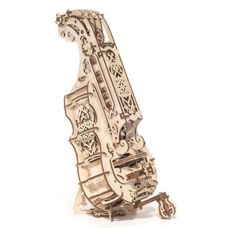 Modèle de cadeaux danniversaire dassemblage Musical de machines en bois UGEARS