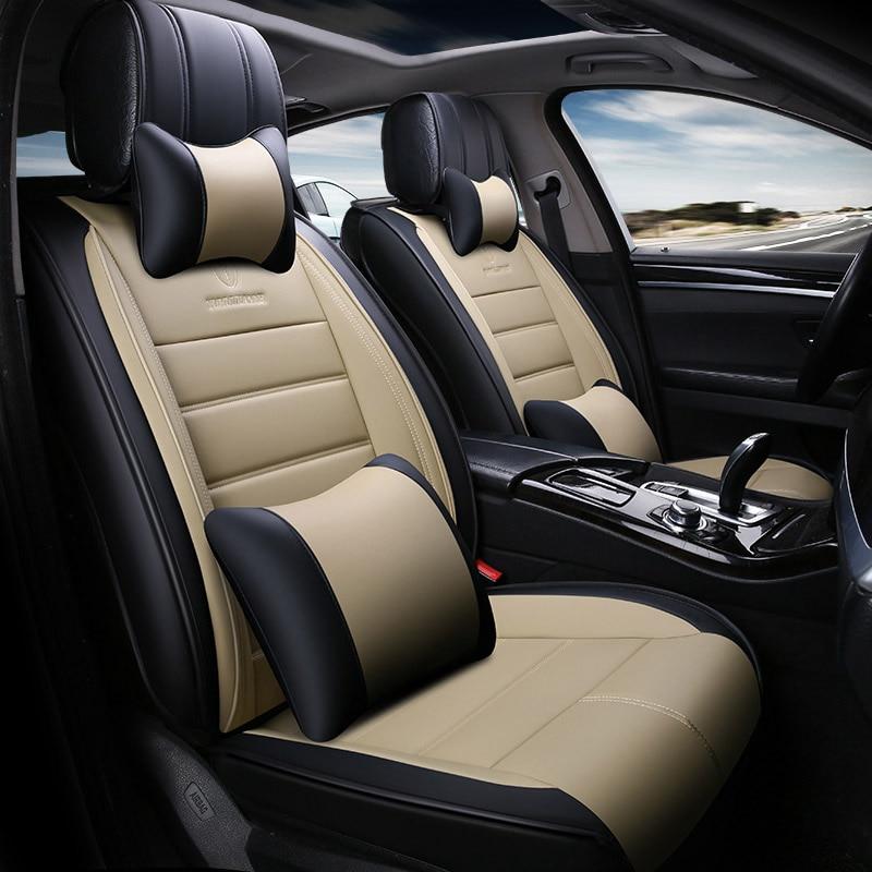 Полный набор Универсальный кожаные сиденья автомобили автомобилей для Infiniti M35h
