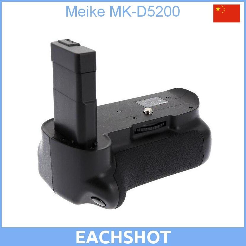 100% neue Original Hohe Qualität MeiKe MK-D5200 Batterie Grip Pack für Nikon DSLR Kamera D5200