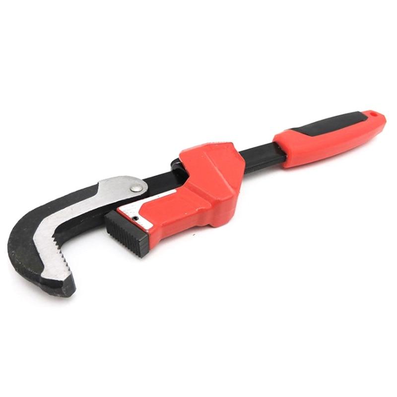 Multi-función de la mano de la placa de la actividad de apertura rápida de la llave de tubo abrazadera de tubo llave de tubo rápida