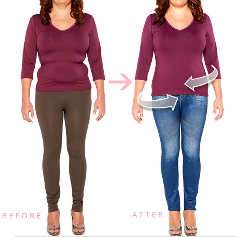 Mallas sexis para mujer 2020 Lady Thin Elastic Jeans Leggings con bolsillo cintura alta Slim Fit Denim Pantalones de moda Pantalones dg88