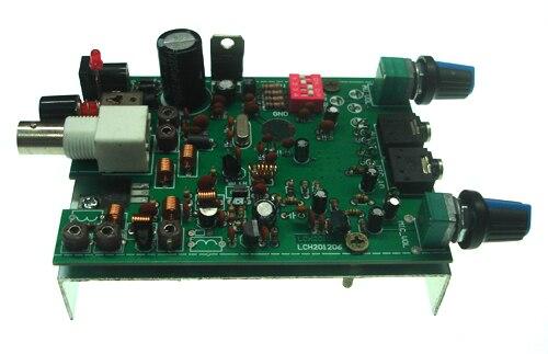 BH1417F 5 km (5W) PLL FM tablero emisor estereoacústico/tablero emisor FM/Diagrama de circuito de transmisión