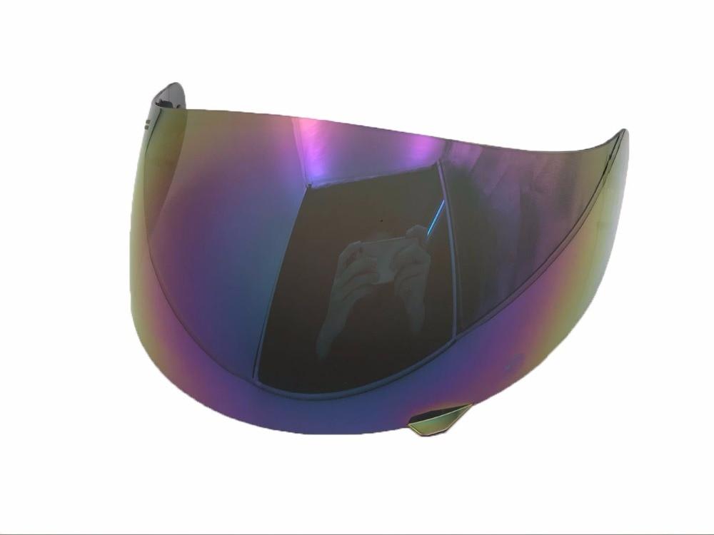 1Pcs Iridium / smoke light Full Face lens motorcycle helmet visor Shield for case for K3 K4 mask (not for K3-SV) enlarge