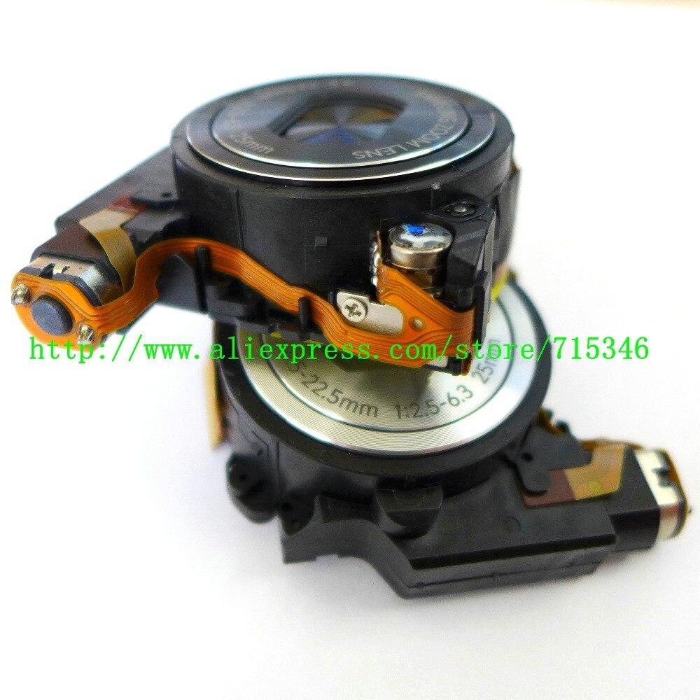Nova lente zoom unidade para samsung st68 st64 st67 st66 de digital camera repair parte substituição (cores prata, preto)