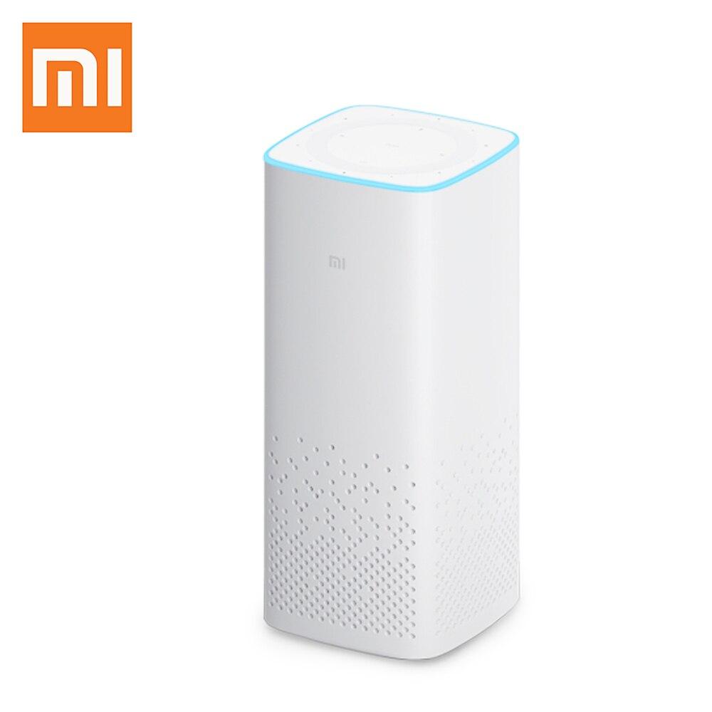 המקורי Xiaomi נייד AI חכם רמקול Bluetooth WIFI תמיכת נגן מוסיקת שליטה קולית Wireleass Mijia בקרת הבית חכמה