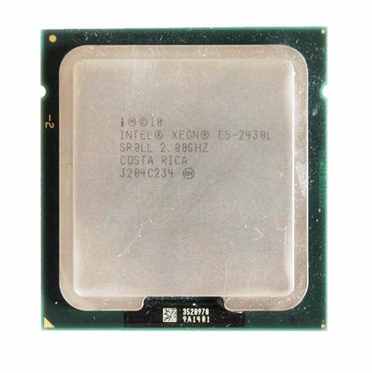 Procesador Intel Xeon E5-2430L E5 2430L 2,0 GHz, seis núcleos, CPU de 12 hilos 15M 60W LGA 1356