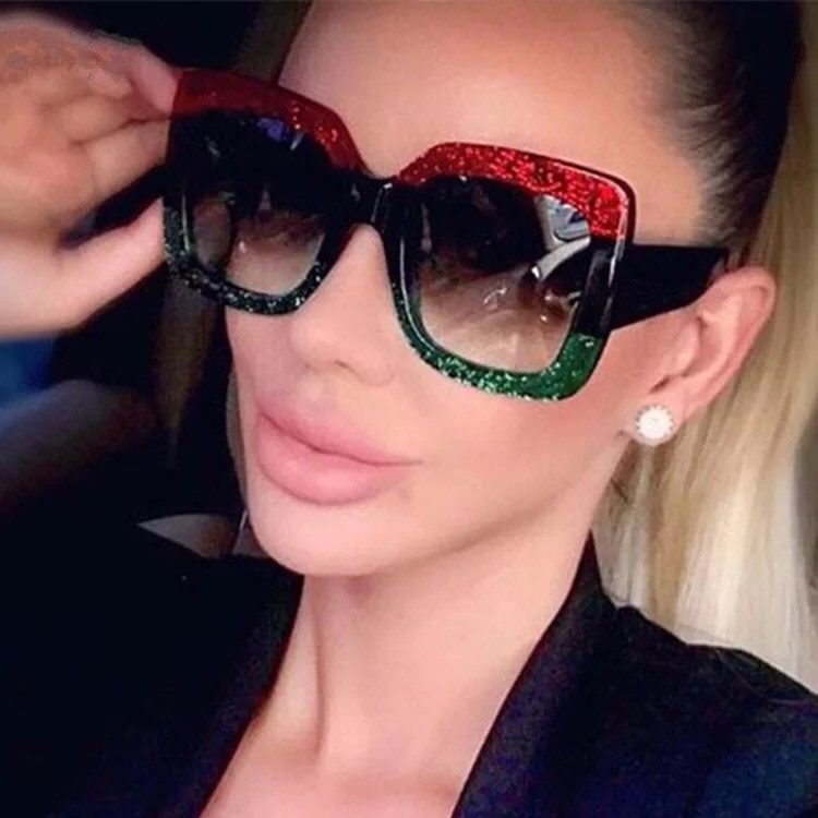 2019 Brand Deisgner for Women Luxury Square Designer Sunglasses Vintage Female Sunglasses Women Chea