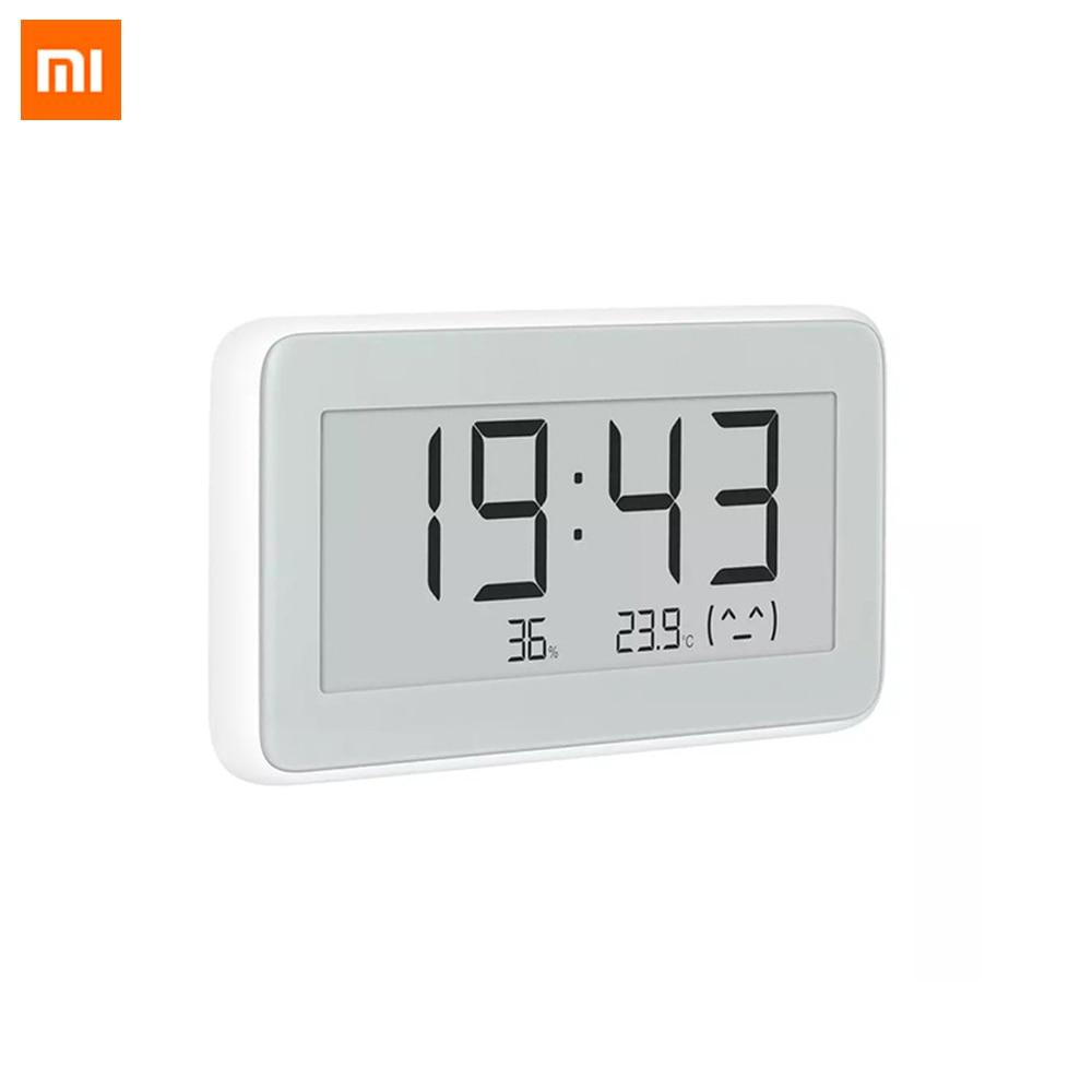 Новый оригинальный Xiaomi Mijia BT4.0 беспроводной умный электрический цифровой Внутренний и наружный гигрометр набор инструментов для термометра