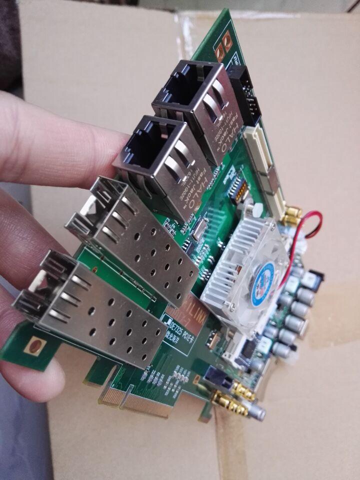 Kintex7 Kintex-7 K7 XC7K325T FPGA مجلس التنمية بكيي DDR3