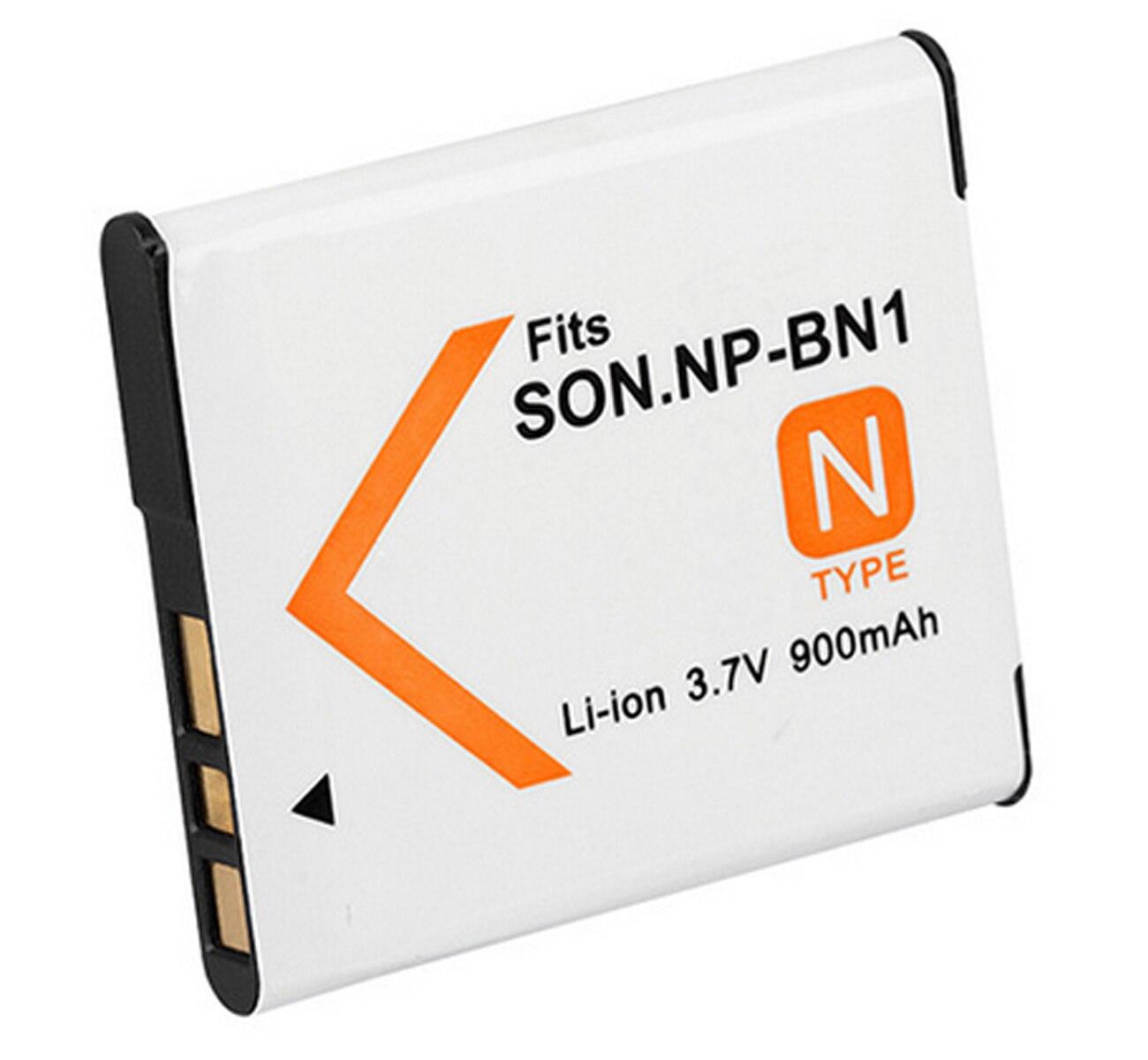 Battery Pack for Sony Cyber-shot DSC-W310, W320, W330, W350, W360, W380, W390, W520, W530, W550, W560, W570, W580 Digital Camera