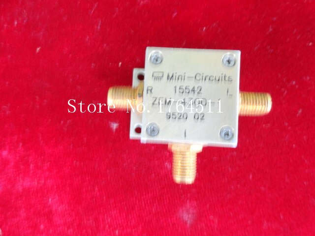 [LAN] التبديل ZEM-4300-1 صغير RF/LO:0.3-4.3GHz RF RF محوري خلاط عالية التردد