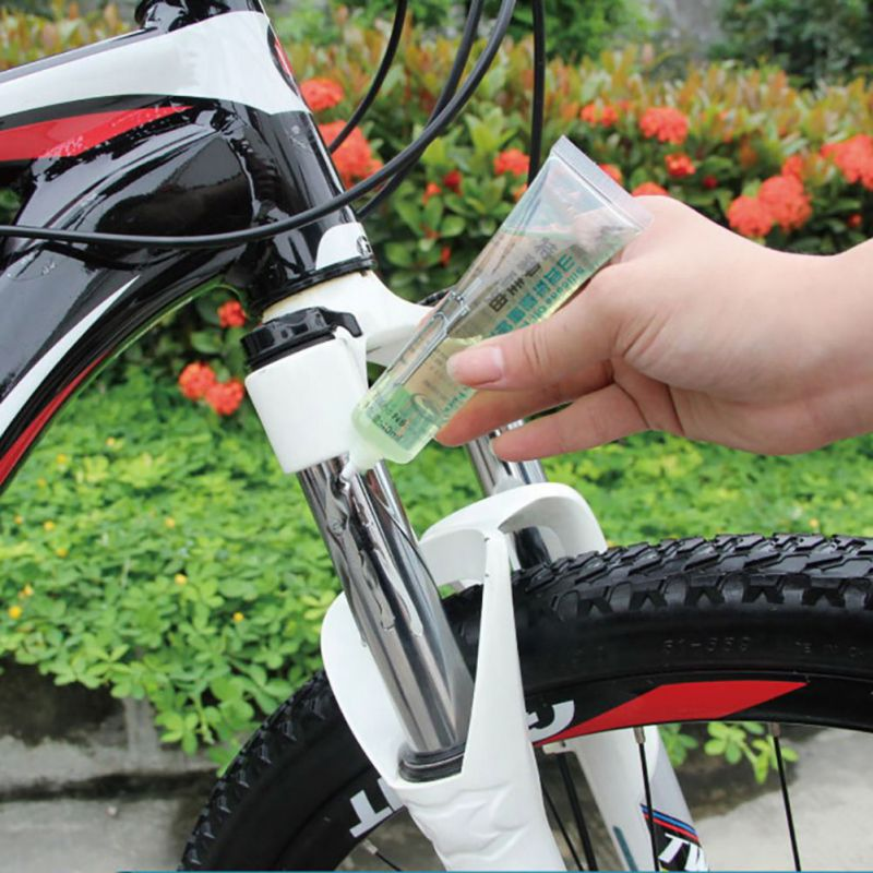 40ml Mountain Bike Chain Repair Grease Lube Cleaner Bicycle Repair Tool Lubricating Oil Chain Oil Bicycle Maintenance Oil
