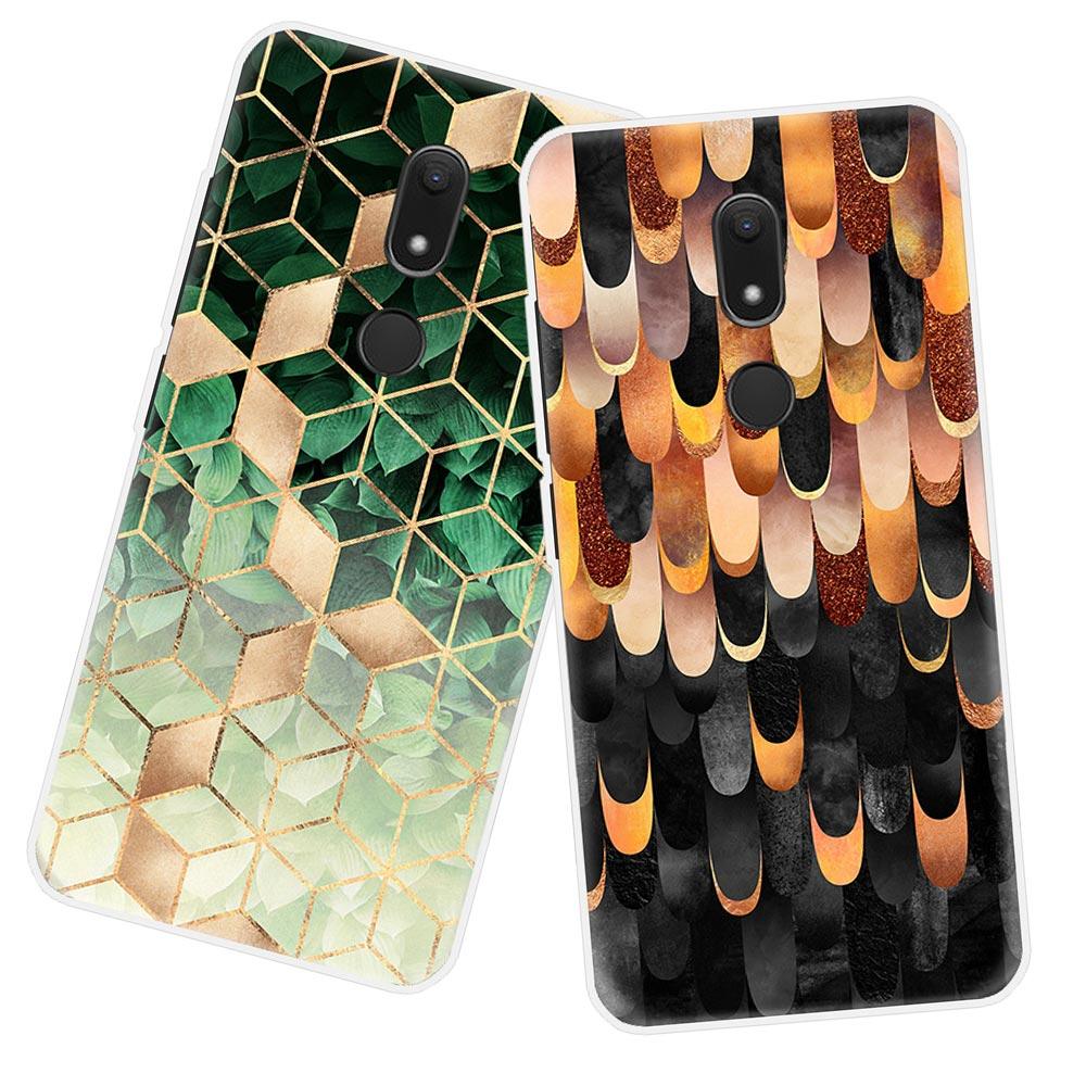 Teléfono de lujo para Wiko Lenny 4 Sunny 2 plus Jerry 2 Tommy2 ver xl primer U pulso lite Wim lite exquisito cubierta suave de silicona