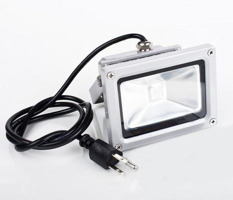 Foco reflector RGB para exteriores, enchufe de alimentación de Control remoto de...