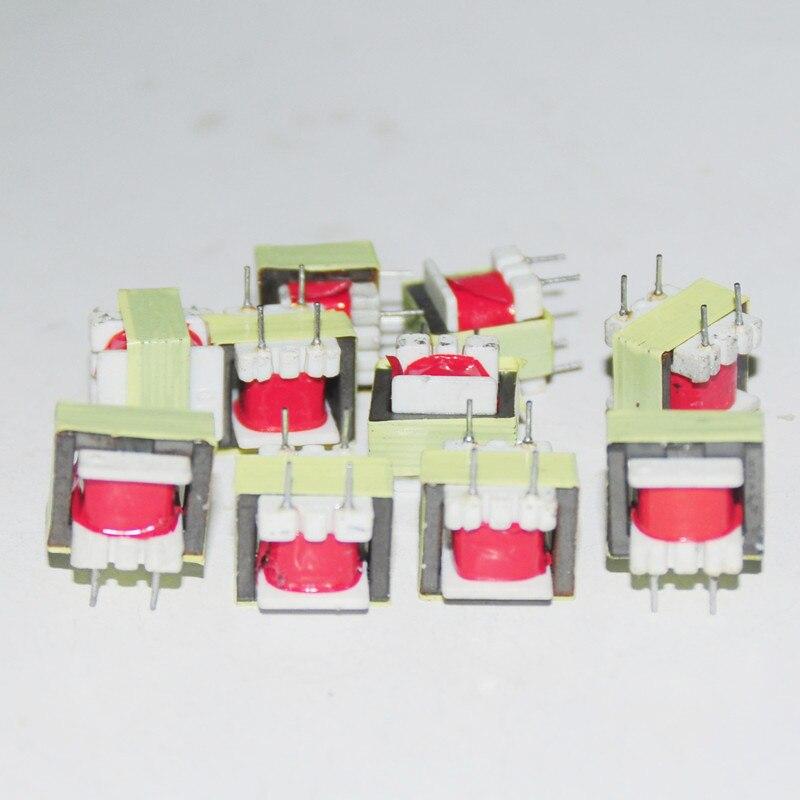 50 шт. аудио изоляционный трансформатор EE14, трансформатор аудио POS 1300: 8 Ом