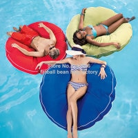 Island design bean bag float chair outdoor round beanbag seat furniture  Large cuddle bean cushion set
