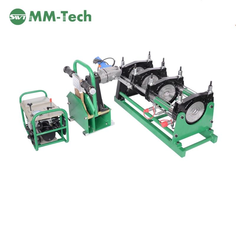 آلات لحام انصهار, SWT-B160/50H HDPE