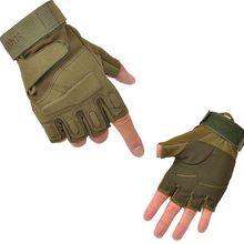 Nouveau gants tactiques de chasse garde-corps sports de plein air chasse gants de tir vêtements de Sport caza