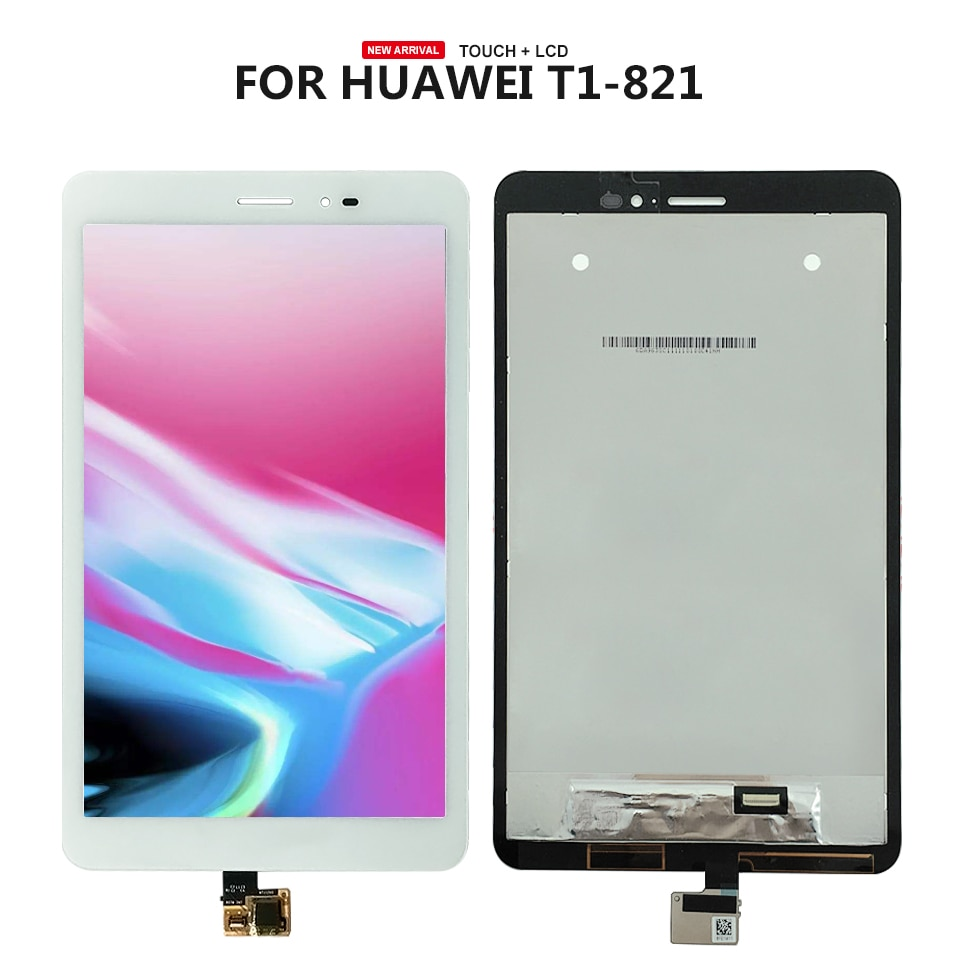 Für Huawei Mediapad T1 8,0 Pro 4G T1-823L T1-821L T1-821W T1-821 Lcd display Touchscreen Digitizer assembly + Werkzeuge