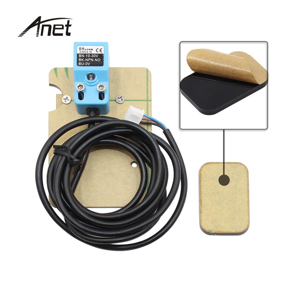1 Juego de Kit de Sensor de nivelación de posición Automático para impresora Anet A8 3D