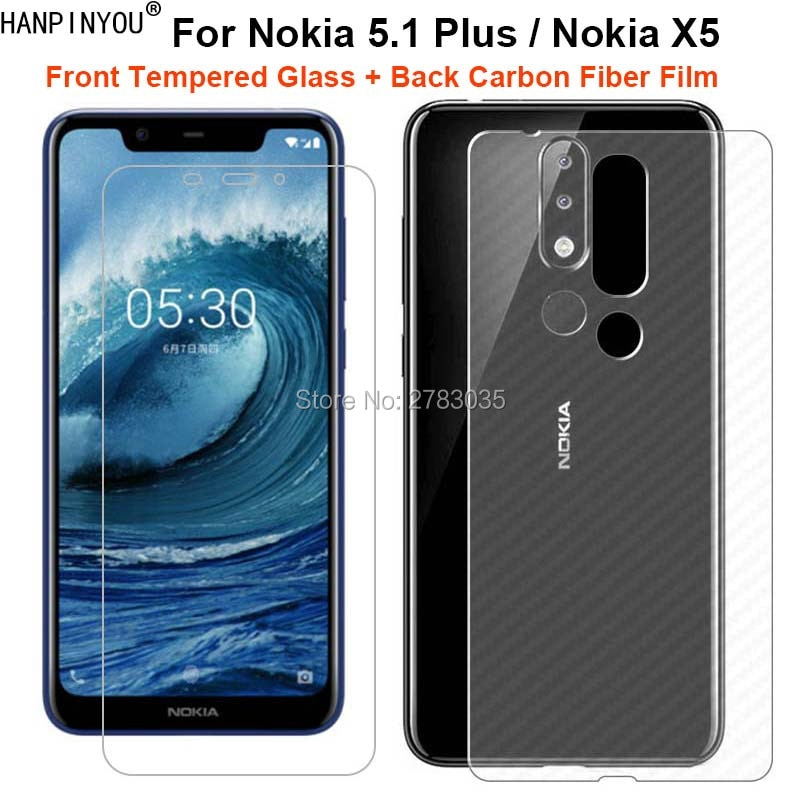 For Nokia 5.1 Plus / X5 5.86
