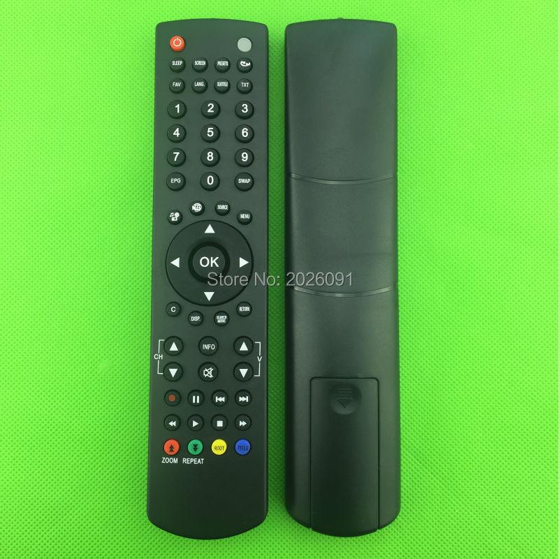 UNIVERSAL RC1910 nuevo control remoto para Toshiba Sharp Celcus Polaroid Telefunken FINLUX LUXOR
