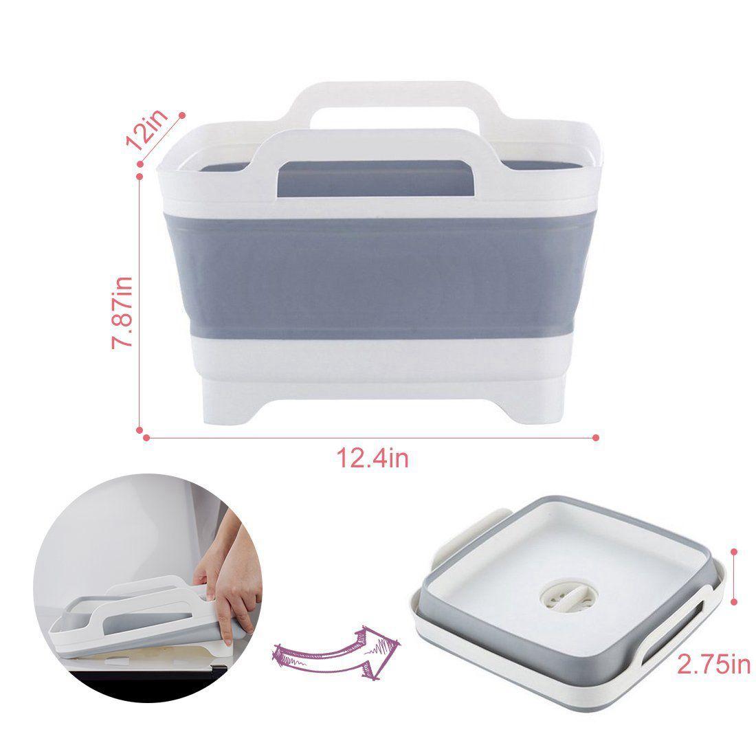 Ванна для горячей посуды, пищевые фильтры, складная корзина для слива фруктов, корзина для мытья овощей, корзина для слива дуршлага