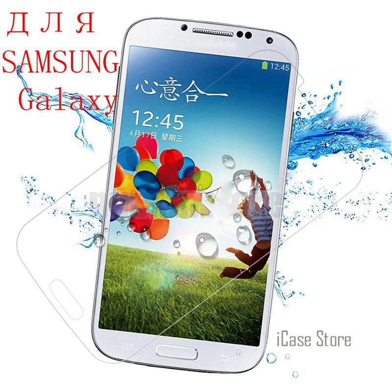 Protector de pantalla 9H película protectora de vidrio templado para Samsung S...