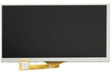 "Nueva matriz de pantalla LCD para 7 ""Explay Leader tableta 3G 1024X600 30 pines pantalla LCD interna panel reemplazo módulo"