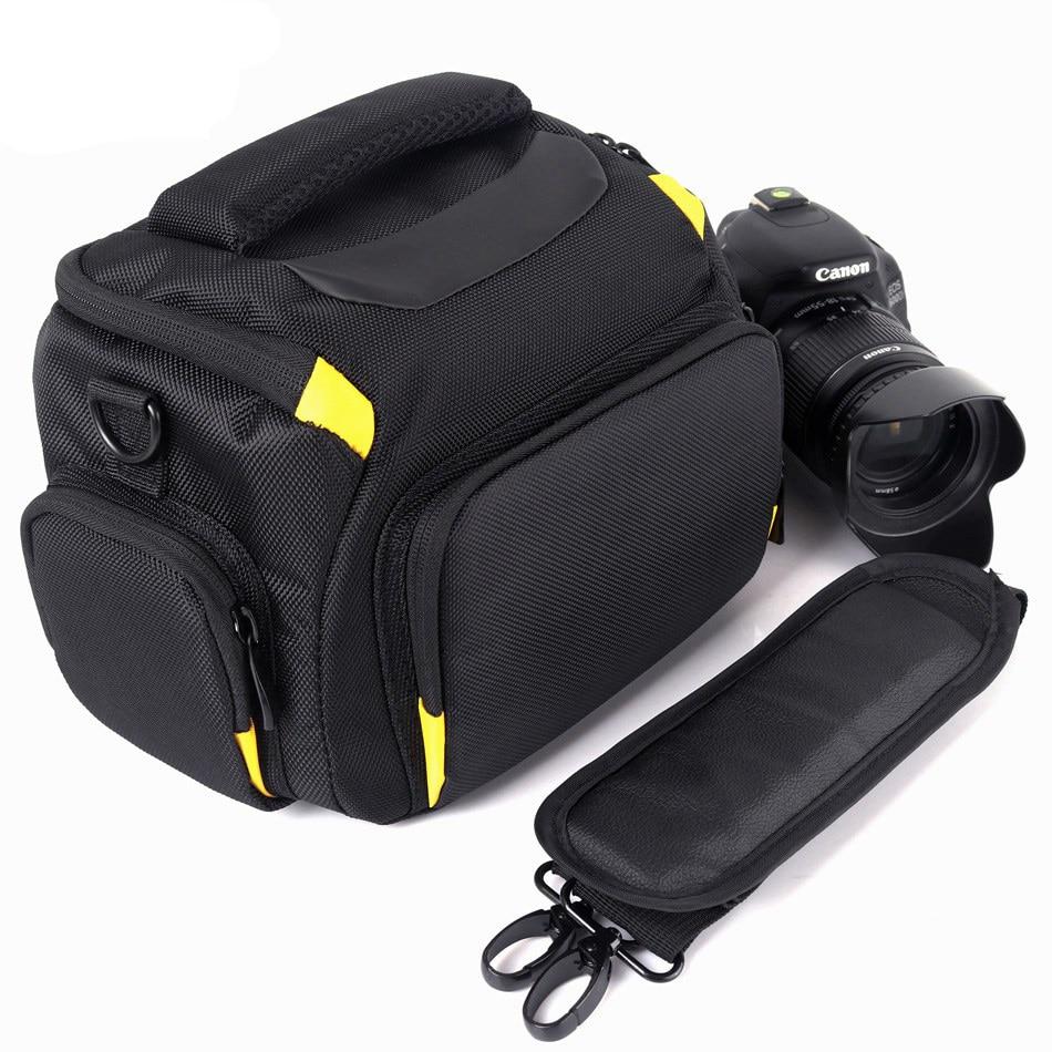 Waterproof DSLR Camera Bag Photo Case For Nikon D5600 D5300 D5500 D3400 D3300 D3100 D750 D7200 D7100 D7500 P900 D810 Nikon Bag