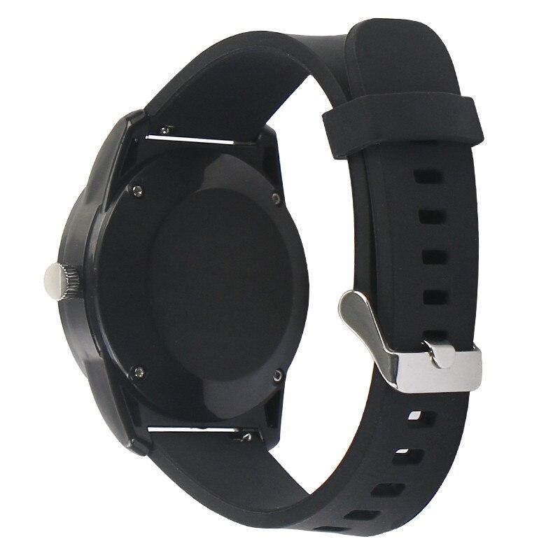Nrf51822 eddystone ibeacon pulseira beacon com sensor de umidade temperatura
