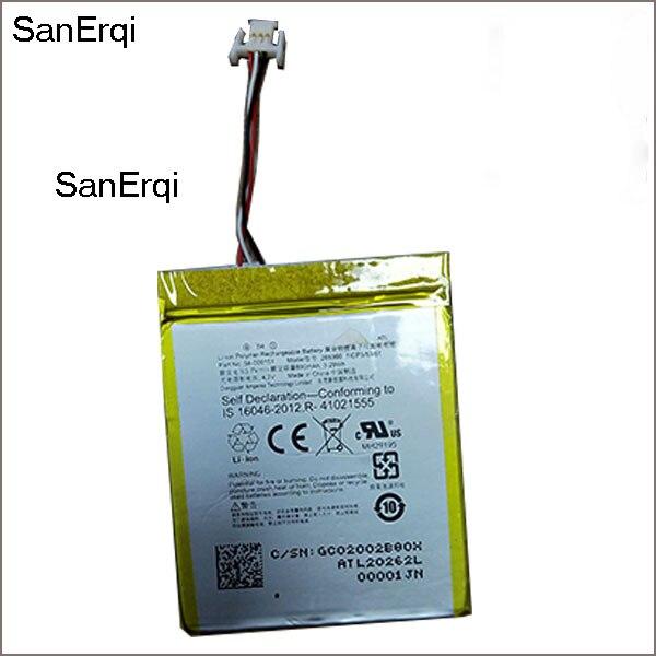 """10 Uds 265360 batería 58-000151 batería para Amazon Kindle 7 7th Gen 6 """"modelo WP63GW 265360 58-000083 batería de 890mAh"""
