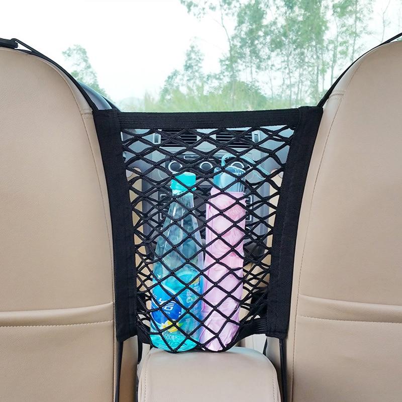 Bolsa de almacenamiento para coche entre bolsa de equipaje bolsillo para Nissan TIIDA X-TRAIL TEANA Skoda Octavia Honda CRV KIA RIO Lada