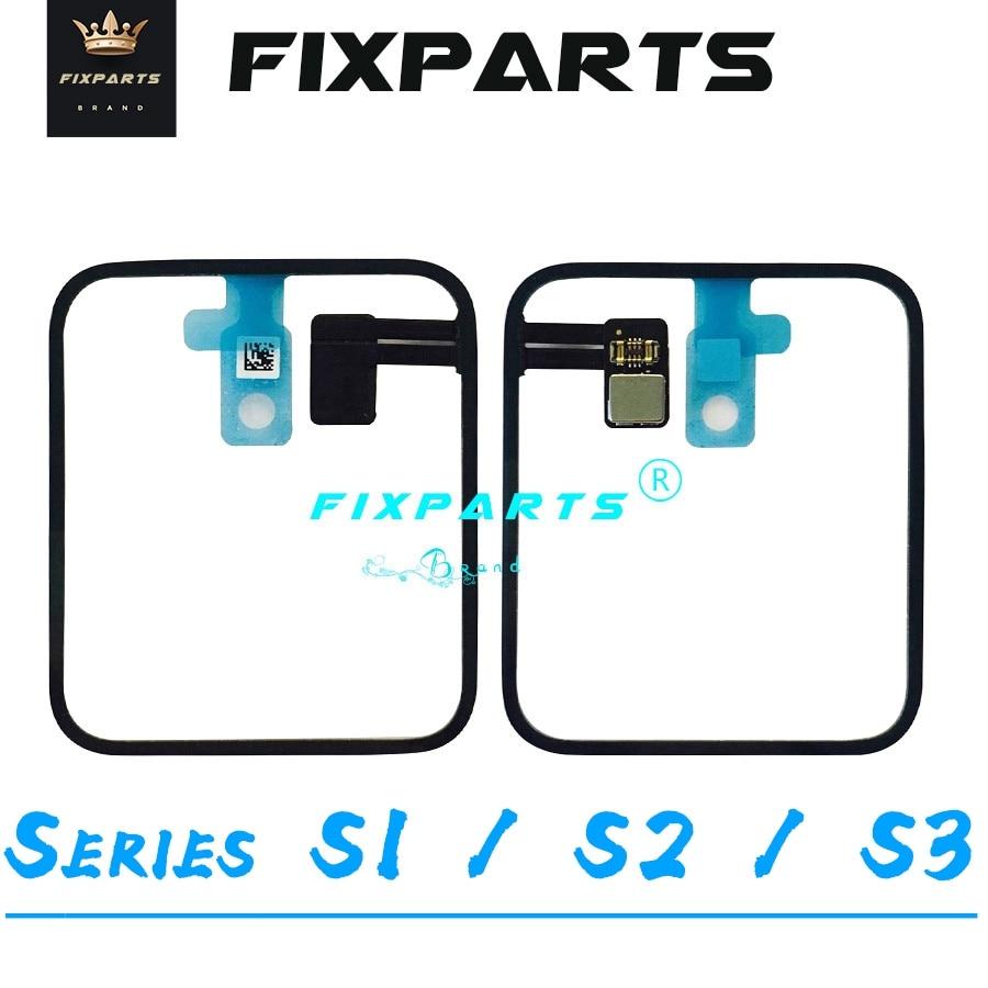 Para Apple Watch S1 S2 S3 S4 fuerza 3D Touch Sensor Flex Cable gravedad de bobina de detección para Apple Watch serie 1, 2, 3, 4 38 42mm