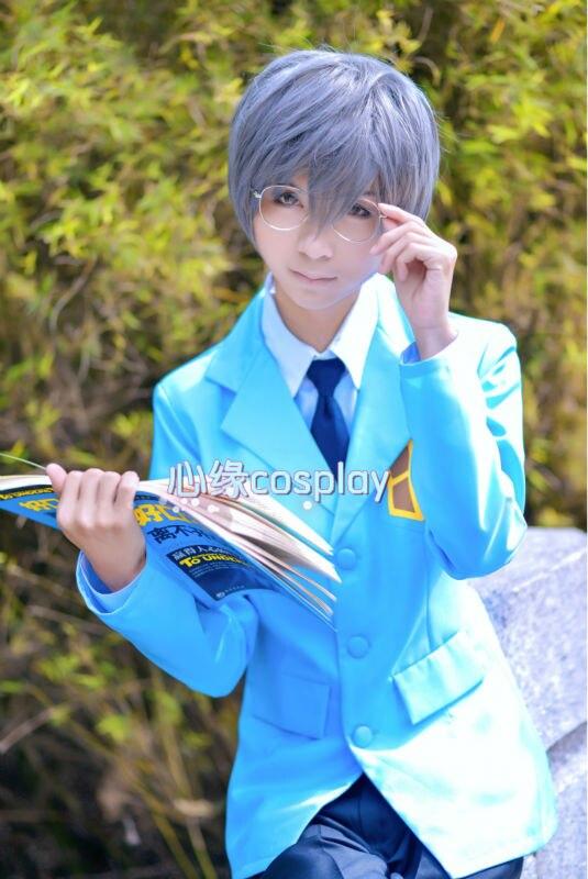 SAKURA CARDCAPTOR Touya Tsukishiro Yukito la escuela Cosplay traje uniforme envío gratis
