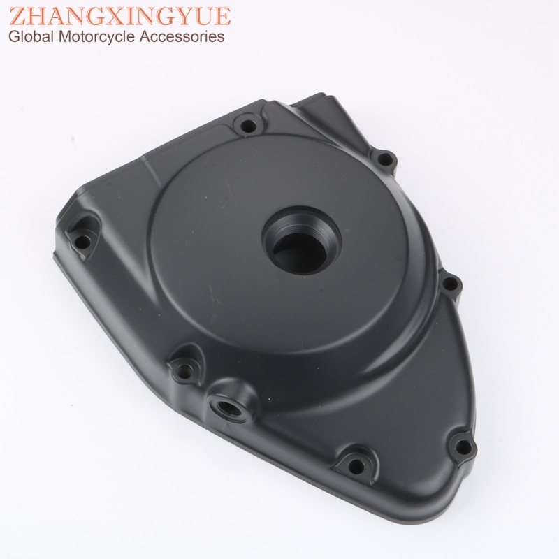 Cubierta magnética de motocicleta para Suzuki Gn125 EN125 GS125 11351-05303 negro