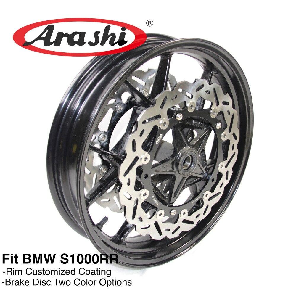 Arashi S1000RR 09-18 S1000 Aro da Roda Dianteira Da Frente Discos De Freio Rotores Para BMW S 1000 RR 1000RR 2009 2010 2015 2012 2013 2014 2015