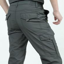 2020 New Military Tactical Cargo Pants Men Army Tactical Sweatpants High Quality Loose Pocket Men Pant Clothing Pantalon Homme