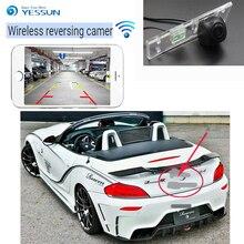 Yessun-nouveauté   Nouvelle collection! Caméra de recul de voiture sans fil   Pour BMW Z4 E85 E86 E89 2009 ~ 2014, étanche, Full HD